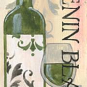 Transitional Wine Chenin Blanc Poster