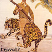 Travel? Adventure? Poster