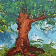 Tree Of Plenty Poster