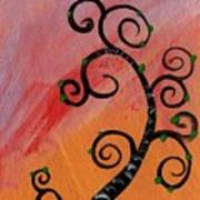 Tree V Wr Poster