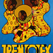 Trentotex Fabrics Poster