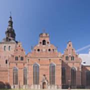 Trinity Church In Kristianstad Poster