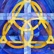 Trinity Poster by Mark Jennings