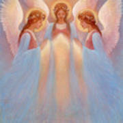 Trinity Of Angels Poster