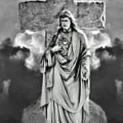 Trinity Of Stone Poster