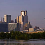 Trinity River Dallas 3 Poster
