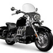 Triumph Rocket IIi Motorcycle Poster