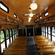Trolley Interior Poster