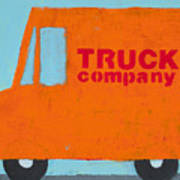 Truck Co Poster