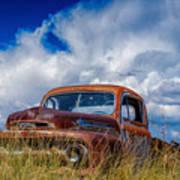 Truck Heaven Poster