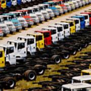 Trucks Poster
