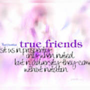 True Friends Poster