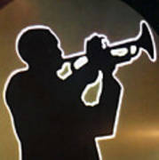 Trumpet - Classic Jazz Music All Night Long Poster