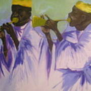 Trumpeters Poster