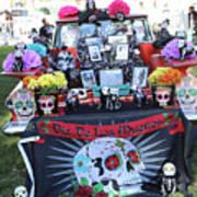 Trunk El Camino Day Dead  Poster