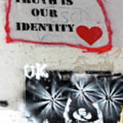 Truth Is Our Identity Poster