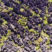 Tsingys, Karst Formations In The Tsingy Poster