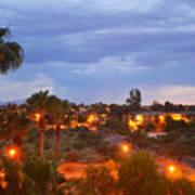 Tucson Skies Poster