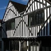 Tudor Timber Poster
