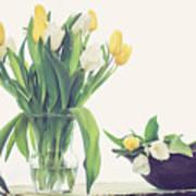 Tulip Art Poster