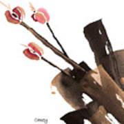 Tulips Three Poster