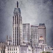 Tulsa Art Deco II Poster