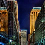 Tulsa Nightlife Poster