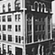Tulsa, Oklahoma Panorama 1909 Poster