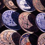 Tunisian Ceramics Poster