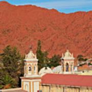 Tupiza, Bolivia Poster
