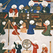 Turkish Astronomers Poster