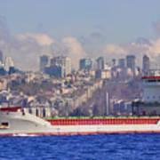 Turkish Cargo Poster