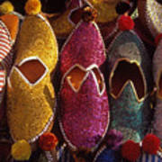 Turkish Slippers Poster