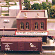 Turner Candy Company Poster