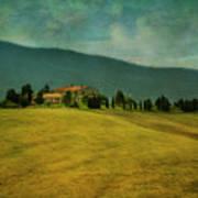 Tusacany Hills Poster