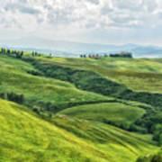 Tusacny Hills I Poster