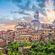 Tuscan Romance  Poster