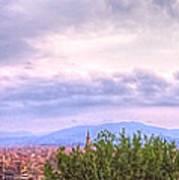 Tuscan Summer Poster