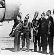 Tuskegee Airmen, 1942 Poster