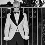 Tuxedo Vampire Poster