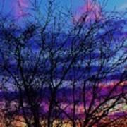 Twilight Sunset Poster