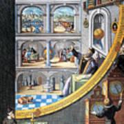 Tycho Brahe (1546-1601) Poster