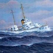 U. S. Coast Guard Cutter Owasco Poster