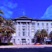 U S Custom House - New Orleans Poster