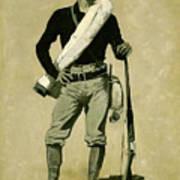 U. S. Soldier, Spanish-american War Poster