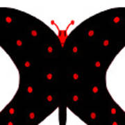 ugly Bug butterfly Poster