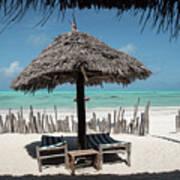Uhuru Beach Lodge Zanzibar - Notkak Poster