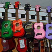 Ukeleles For Sale Poster