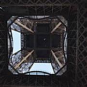 Under The Eiffel Poster