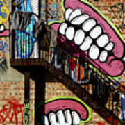 Underteeth The Stairs 2 Poster
